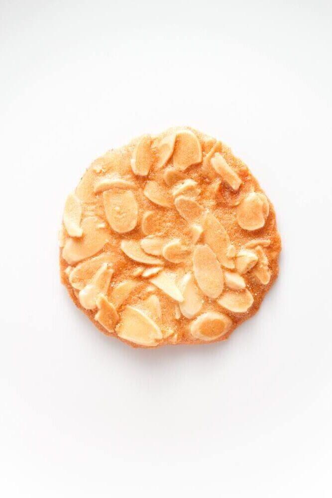 Дантелени бадемови бисквити